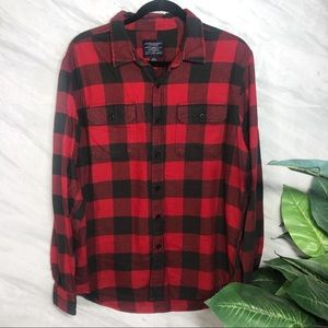 American Eagle Flannel Large
